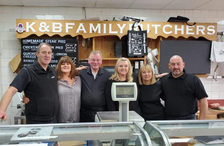 K & B Family Butchers
